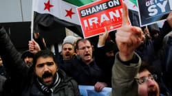 Le rôle de l'Iran dans le massacre