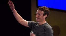 Los primeros pasos de la hija de Mark Zuckerberg, en 360