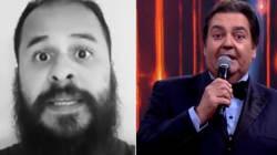 'Respeita o quadrado': Jornalista rebate crítica de Faustão sobre