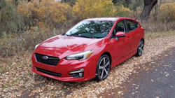 Premier contact Subaru Impreza 2017: arrivée à