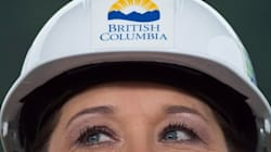 Expect More Pictures Of Christy Clark Wearing A Hard Hat In