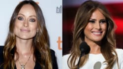 Olivia Wilde Cut Her Hair So She Wouldn't Look Like Melania