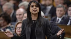 Chagger Backpedals After Liberal Fundraisers Remark Causes