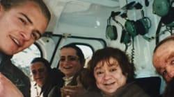 15 ans après, Orlando Bloom dévoile des images inédites du tournage du «Seigneur des