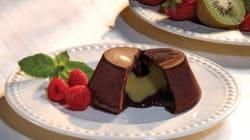 Chocolate Fondant With Honey Mustard Makes Surprisingly Smooth