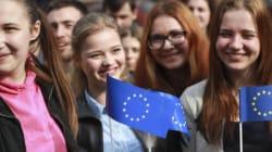 Il cuore giovane dell'europa, 20 anni di volontariato