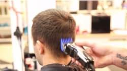 Hommes: une métamorphose cheveux pile dans les tendances de