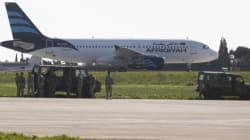 Un avion libyen détourné vers