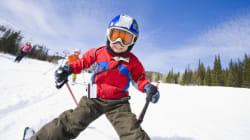 Retour du ski alpin pour les enfants sur le mont