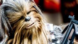 Chewbacca se lance dans une folle interprétation de «Silent