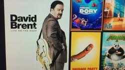Non, Ricky Gervais n'a pas un aussi gros