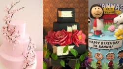 鈴木ありささんがケーキの国際大会で優勝 セレブリティ御用達のケーキデザイナー【画像集】
