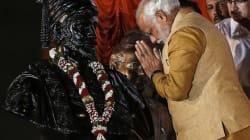 L'Inde commence à construire la plus grande statue au