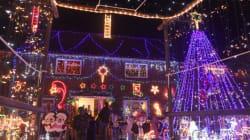 Décorations de Noël: gare à la surcharge