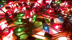 Who Knew Christmas Lights Were So