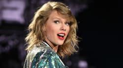 La sorpresa navideña de Taylor Swift a su mayor
