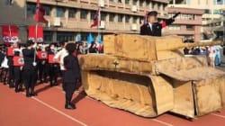 Un défilé nazi dans une école secondaire de Taïwan