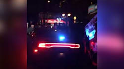 Watch Vancouver Carollers Swarm Officer With 'Police
