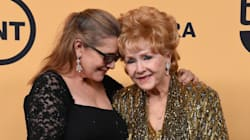 Actress Debbie Reynolds Dies Day After Daughter Carrie