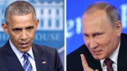 Obama Hits Russia With New Sanctions For Election