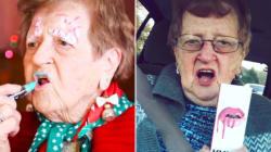 Aos 80 anos, a Vovó Lili é puro carisma e bom humor dando dicas de