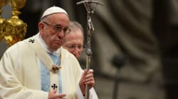 Pope Francis Decries 'Plague Of Terrorism' In New Year's