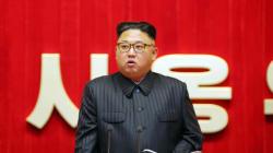 Kim Jong un évoque un essai de missile balistique