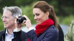 Le foto che hanno reso Kate membro della prestigiosa Royal Photographic