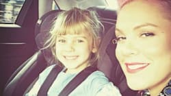 Pink's Daughter Willow Is The Most Adorable