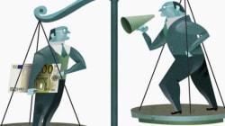 La Grande Crisi e il tradimento delle parole
