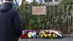 Cérémonie en hommage aux victimes de l'attaque de Charlie