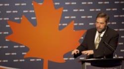 Poll Reveals NDP Leadership