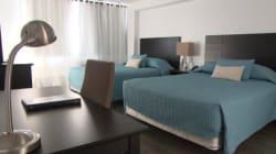 Une nouvelle application pour louer des chambres d'hotel à
