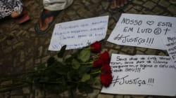 A cidade de São Paulo, a justiça e a morte de Luiz Carlos