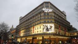 Les grands magasins parisiens autorisés à ouvrir le