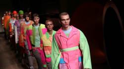 Topman Design célèbre la culture rave à la Semaine de mode de