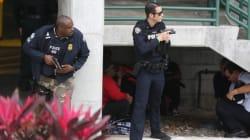 Fusillade en Floride: le suspect n'était pas dans un vol canadien