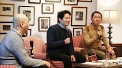 【磯田道史×万城目学】歴史学者と小説家が日本の未来を真剣に考えたらこうなった
