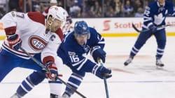 Le Canadien défait les Maple Leafs