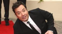 Jimmy Fallon lance les Golden Globes en parodiant La la