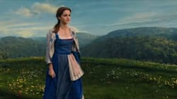 Best Part Of Golden Globes? New 'Beauty And The Beast'