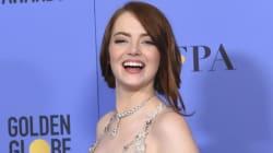 La perfecta respuesta de Emma Stone a la cansina pregunta '¿Qué llevas