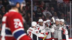 Après des performances inspirées, les Canadiens étaient à