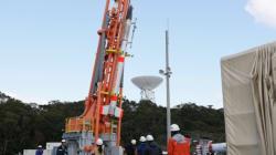 「電柱ロケット」打ち上げ中止 超小型衛星を宇宙へ送る予定が【UPDATE】