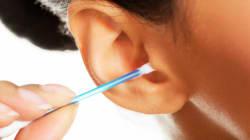 Você põe 'cotonete' dentro do ouvido? É melhor parar agora
