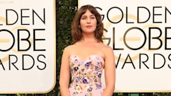 Golden Globes: Lola Kirke a affiché avec fierté ses aisselles non