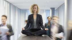 4 Yoga Moves That Will Help You De-Stress In