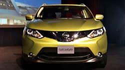 Le Nissan Qashqai 2017 présenté à