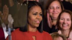 ミシェル・オバマ夫人、ファーストレディとして最後のスピーチ「希望の力こそ私たちの支え」(全文)