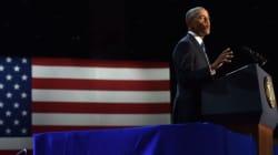 Obama: l'Amérique est «meilleure et plus forte»